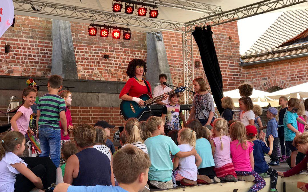 Kinderfest auf der Burg