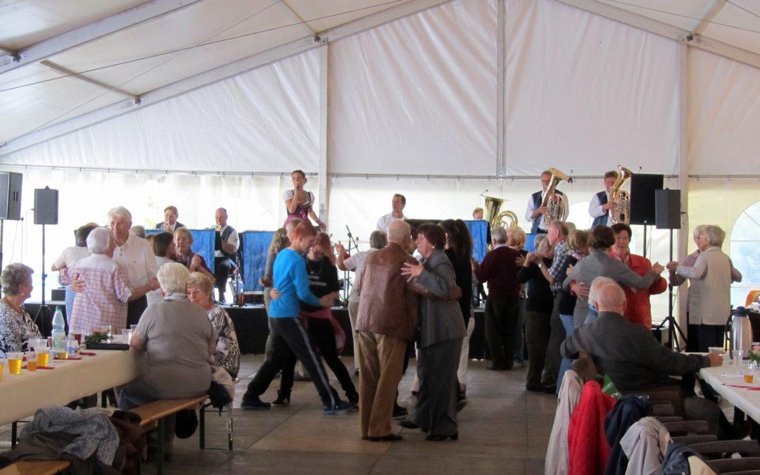 Seniorenfest im Schlosspark